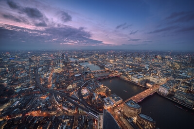 photos of London - View From The Shard