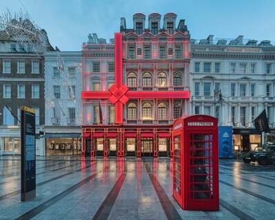photos of London - Cartier New Bond Street