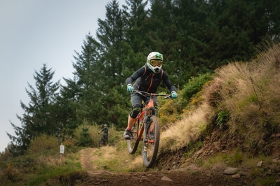 images of South Wales - Afan Forest Bike Park (Bryn Bettws Lodge)