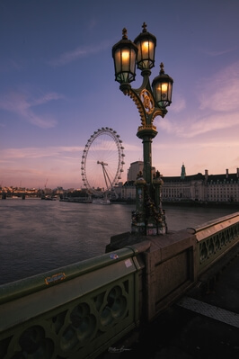pictures of London - Westminster Bridge