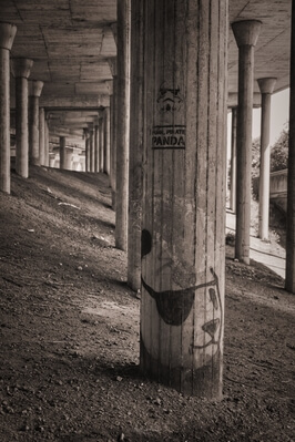 pictures of South Wales - Port Talbot Columns