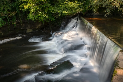 images of South Wales - Aberdulais Tin Works & Waterfall