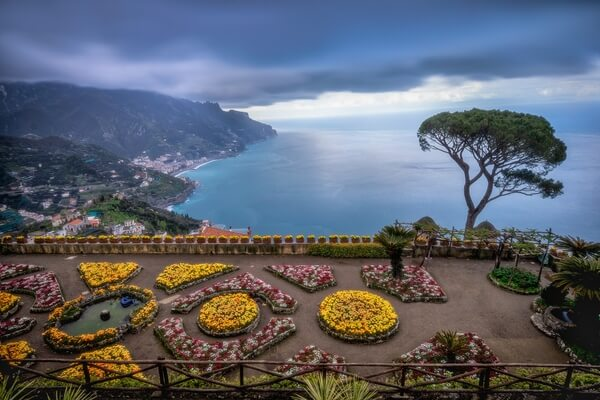 most Instagrammable places in Naples & the Amalfi Coast