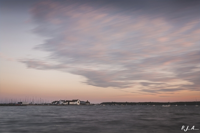photos of Dorset - Mudeford Quay