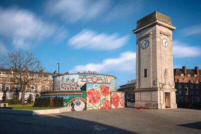 photos of London - Stockwell War Memorial