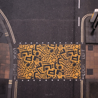 photos of London - Kishimoto Crossing