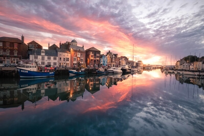 photos of Dorset - Weymouth Harbour