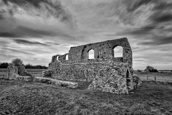 Friary in mono