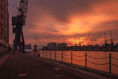 images of London - Royal Victoria Docks