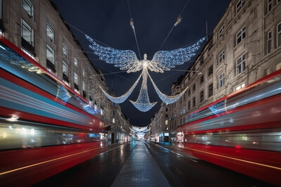 pictures of London - Regent Street