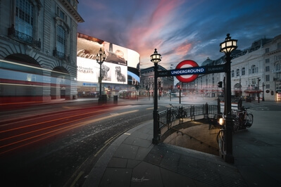 photos of London - Piccadilly Circus