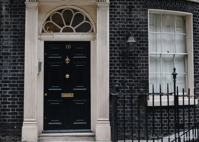 images of London - 10 Adam Street (Mock 10 Downing Street)