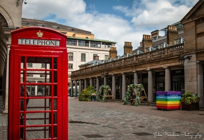 photos of London - Covent Garden