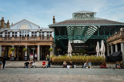 pictures of London - Covent Garden