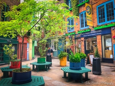photos of London - Neal's Yard