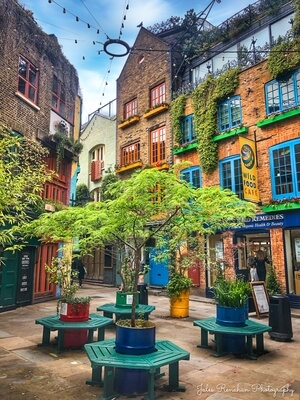 images of London - Neal's Yard
