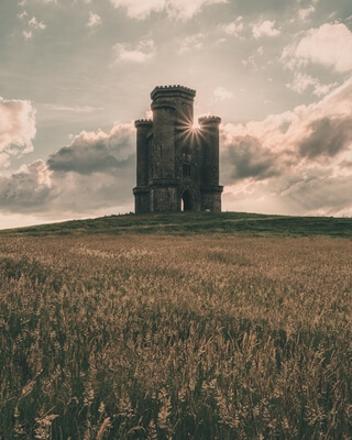 pictures of South Wales - Paxton's Tower