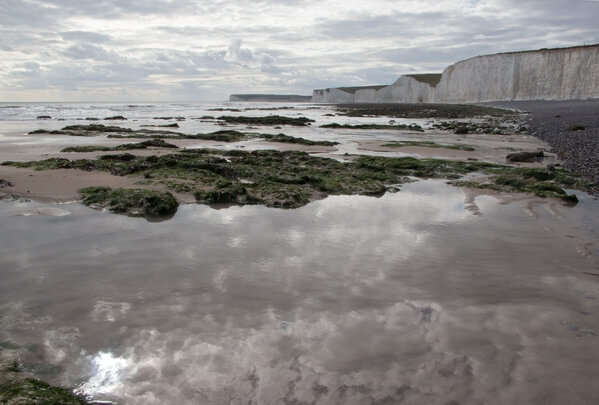 Seven sisters Country park, Canon 200d, iso 200, f20, 1/80th, 18mm.