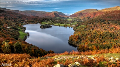images of Lake District - Grasmere View, Lake district