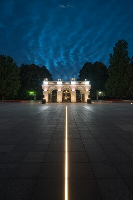 Poland photo spots - Piłsudski Square