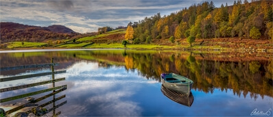photography locations in Lake District - Watendlath Lake