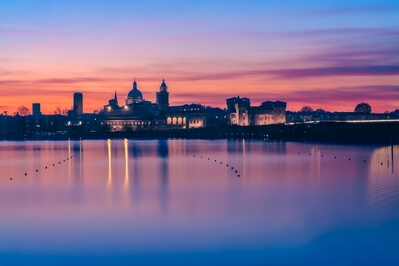 photography locations in Lombardia - Mantua Skyline