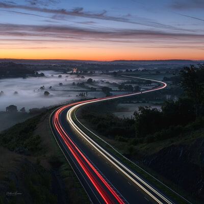 photo locations in Carmarthenshire - Llanddowror Bypass