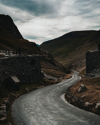 pictures of Lake District - Honister Pass