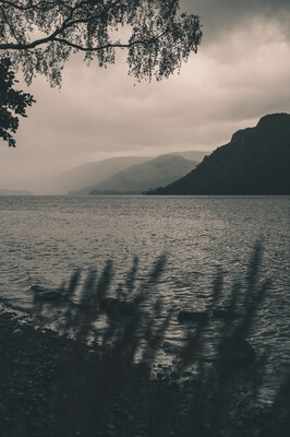 Lake District photo locations - Lakeside at Ullswater
