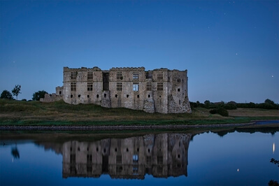 pictures of South Wales - Carew River