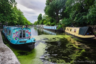 pictures of London - Little Venice