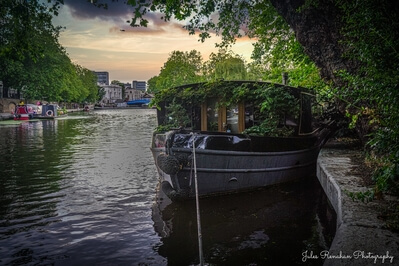 images of London - Little Venice