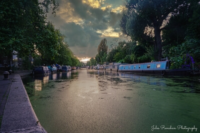 photos of London - Little Venice