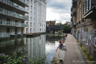 photos of London - Camden Lock