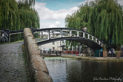 pictures of London - Camden Lock