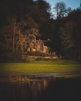photo spots in Carmarthenshire - Dynefwr House and Estate
