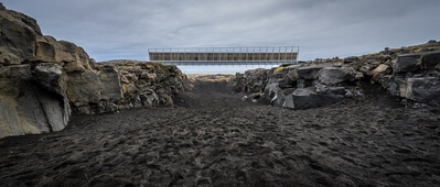 Iceland photo locations - Bridge between continents