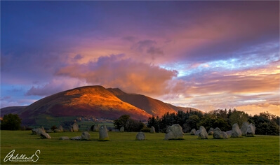 pictures of Lake District - Castlerigg Stone Circle