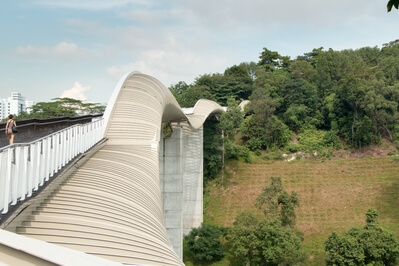 photo locations in Singapore - Henderson Waves
