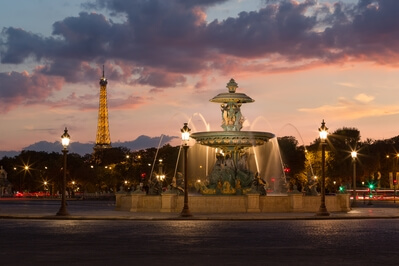 Ile De France photography locations - Place de la Concorde