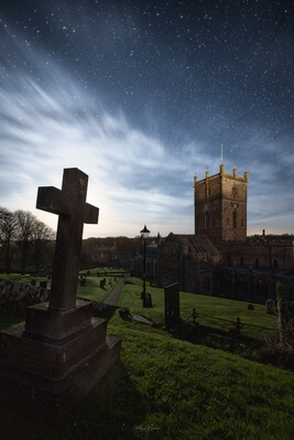 pictures of South Wales - St David's Cathedral