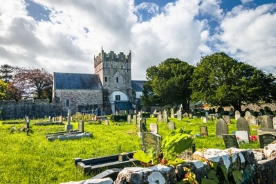 South Wales photo spots - Ewenny Priory