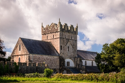 pictures of South Wales - Ewenny Priory
