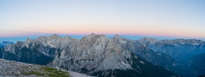 images of Triglav National Park - Mala Mojstrovka (2332 m)