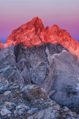 images of Triglav National Park - Velika Mojstrovka (2366m)
