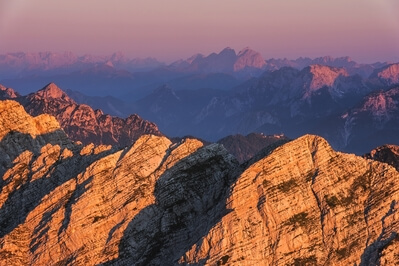 photos of Triglav National Park - Velika Mojstrovka (2366m)