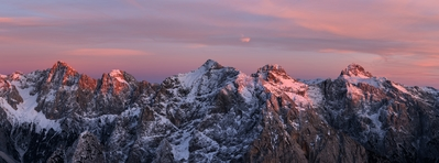 pictures of Triglav National Park - Velika Mojstrovka (2366m)