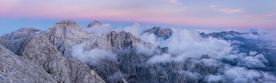 pictures of Triglav National Park - Prisank / Prisojnik (2547m)