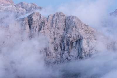 images of Triglav National Park - Prisank / Prisojnik (2547m)