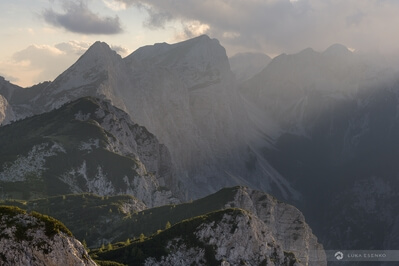 pictures of Triglav National Park - Lipanski Vrh (1974m)